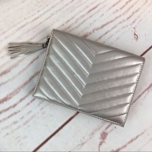 Handbags - Neiman Marcus   Quilted Clutch